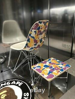 BAPE x MODERNICA 2019 SET! LA EXCLUSIVE! LA CAMO CASE STUDY CHAIR AND TABLE SET