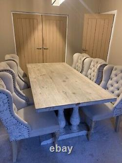 Barker And Stone House Dining Table And Chairs
