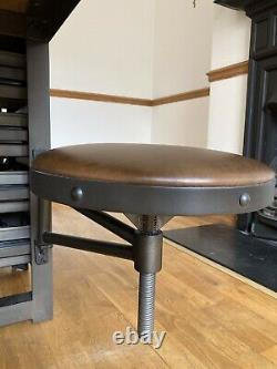 Barker and Stonehouse Astoria Dining Table With 2 Swing Chairs