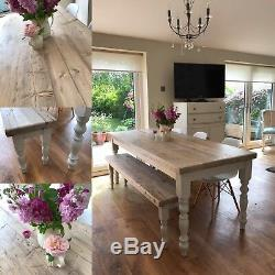 Dining Table with Chairs and Bench Delivery Available UK wide