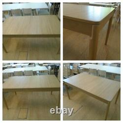 Ercol Capena Dining Set NEW 4221CM Medium Table and Six 4223 Chairs NEW