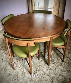 Retro G Plan Dining Table And Chairs Vintage Retro Teak